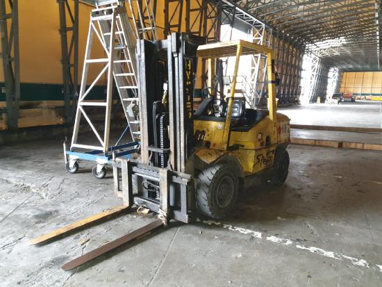 Hyster H4 XMS-6