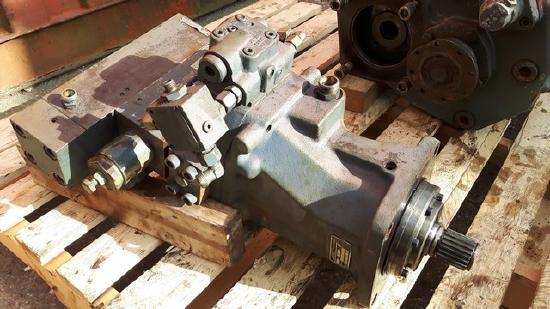Linde BMR105 hydraulic pump