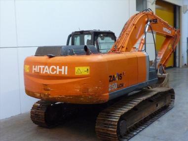 Koparka łańcuchowa - Hitachi ZX 250LCN-3