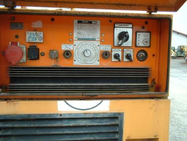Power system - Kirsch Kirsch SD 280-4DHAE