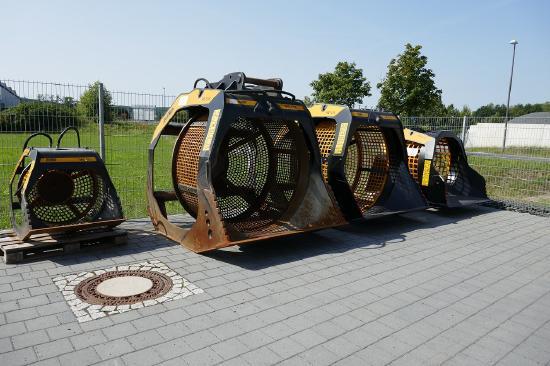 MB Crusher Sieblöffel S10/S14/S18/S23