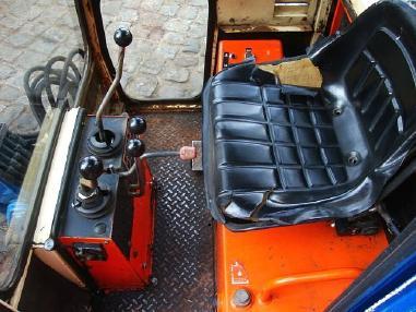 Miniexcavator - Pel Job EB 16 Minibagger excavator 3 Schaufeln Hammerhyd