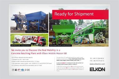 Aanhangbetonpomp - Elkon ELKOPOMP S60 (NEW)