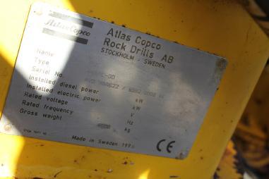 Horizontalbohrgerät - Atlas Copco ROC 422 PC