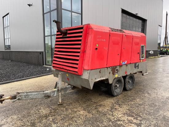 Kaeser M270 Mobile compressor