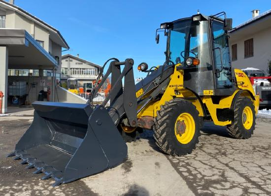New Holland W50TC
