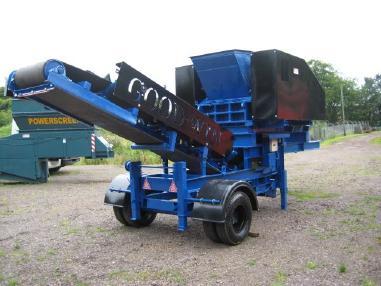 mobile Brecheranlage - Goodwin Barsby 980 x 220