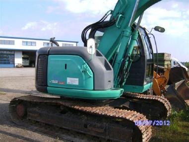 Escavatore cingolato - Kobelco SK 135