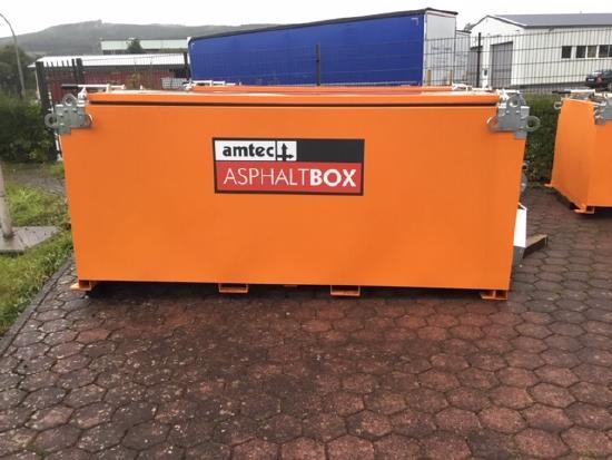 Amtec abt Asphaltbox 8t