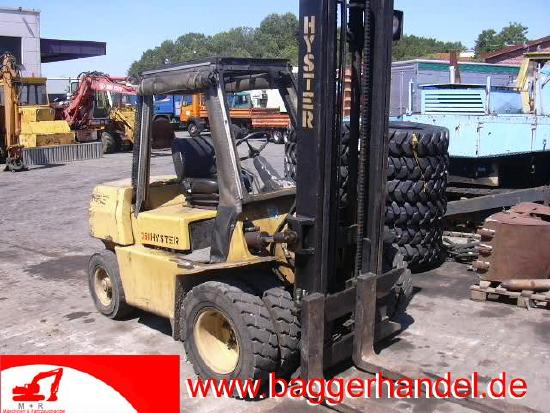 Hyster 3.50