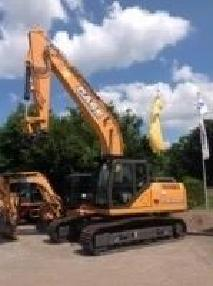 Tracked excavator - Case CX 210 C LC