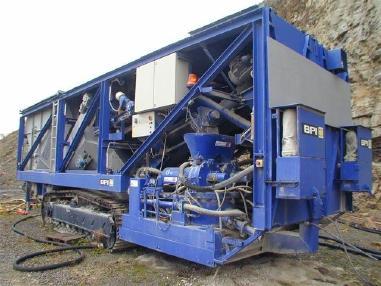 सहायक उपकरण - विविध Spritzbetonmaschine