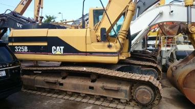 Kettenbagger - Caterpillar CAT 325 BL