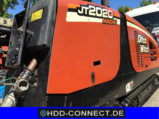 Ditch-Witch JT2020 Mach 1
