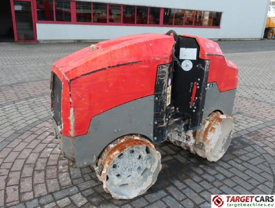 Rammax 1575 Trench Compactor 85cm DEFECT NO REMOTE