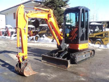 Mini-pelle - Hitachi ZX28U-2 CLR