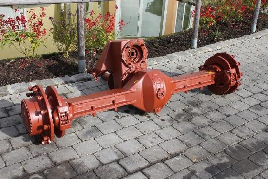 Zettelmeyer ZL 1700 Lader