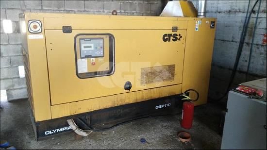 Caterpillar GEP110-4