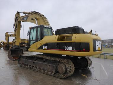Kettenbagger - Caterpillar 330DL