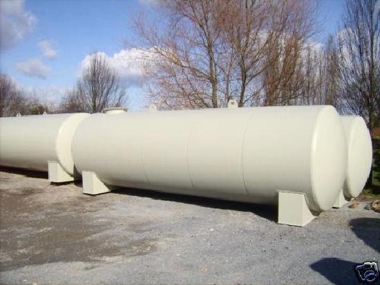 Lagertank Tanklager Heizöltank Tankanlage 20.000 Liter