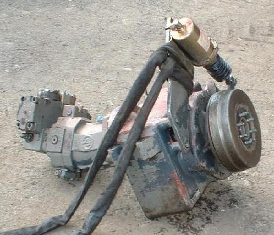 O&K MH5 Verteilergetriebe