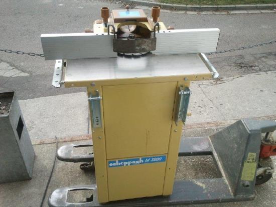 Scheppach HF 3000