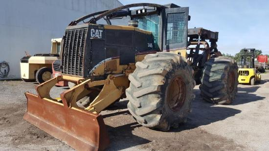 Caterpillar DEBARDEUR / SKIDDER 545