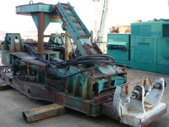 Casagrande GC72/1000 Casing oscillator / Verrohrungsmaschine