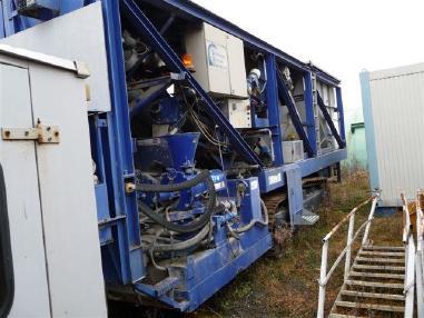 Accesorios - Otro Spritzbetonmaschine