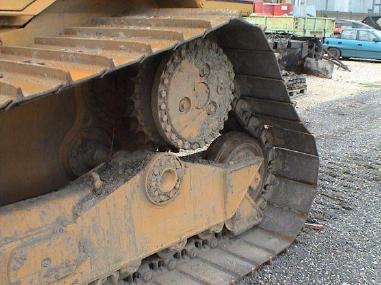 Bulldozer - Caterpillar D5H