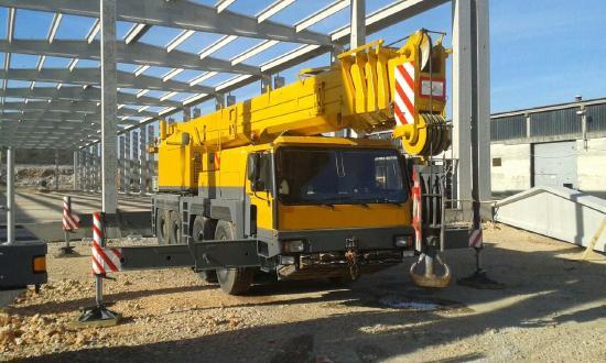 Liebherr LTM 1090 - 90 t