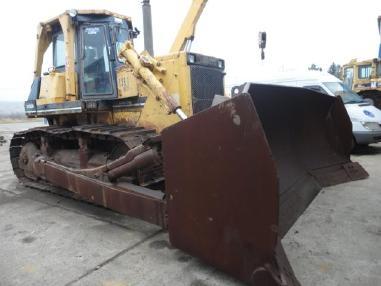 Bulldozer - Komatsu D135A-2