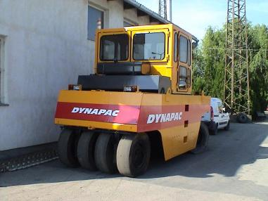 Rullo gommato - Dynapac CP30