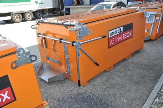 Amtec abt amtec asphaltbox ATB 3,0 t hot box