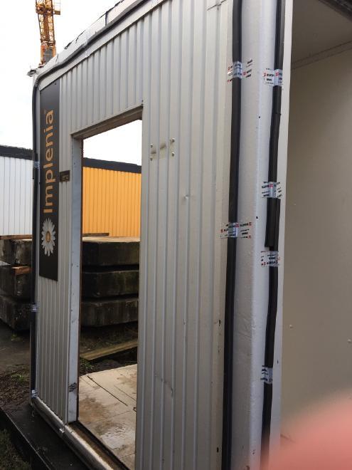 Alho 20' Bürocontainer / Wohncontainer [X310000689]
