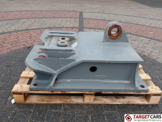 Hartl HBC 950 Connection plate for HBC950 Crusher