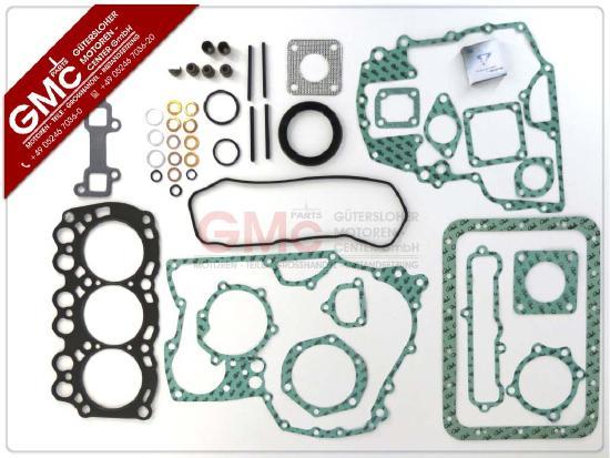 Motordichtsatz komplett für Mitsubishi L3E, L3E2