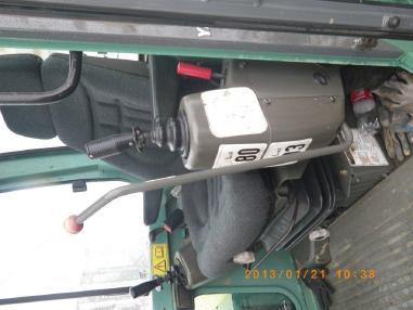 Miniescavatore - Yanmar B50