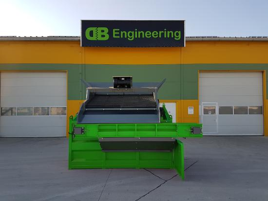 DB Engineering TRASERSCREEN DB-40LC