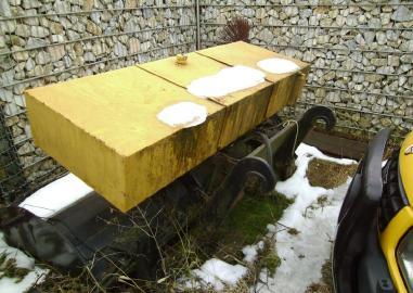 Backhoe loader - Venieri 9.23