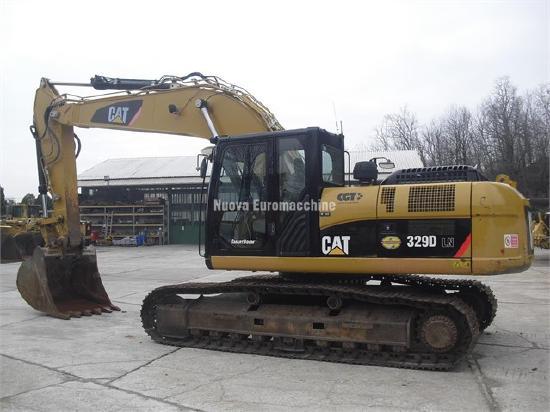Caterpillar 329DLN