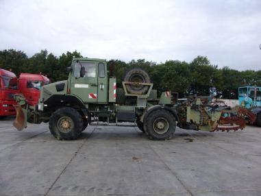 索铲挖掘机 - Renault Thomas 1700 trencher