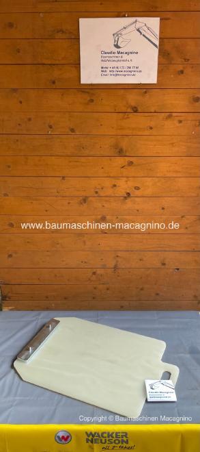 Wacker Neuson Pflastergleitvorrichtung BPU/DPU 2550/3050/3750 NEU