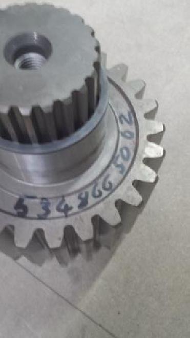 Terex-Schaeff Original Terex - Schaeff 5348665062 RITZELWELLE Z=25 M=6