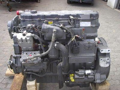 Caterpillar CAT Diesel Engine used DE / LZZU-0420-NB
