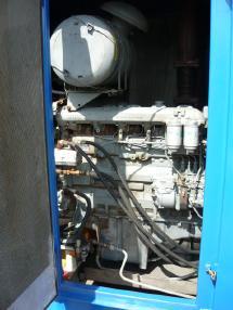 Beranidlo - Menck Power pack / Hydraulikaggregat