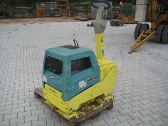 Ammann AVH 6530 3-Wellen-Technik