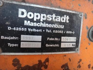Motocositoare de gazon - Doppstadt DWR120