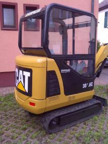 Mini ekskavatör - Caterpillar 301.6C
