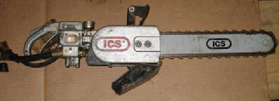 ICS ICS 853 H hydraul. Kettensäge